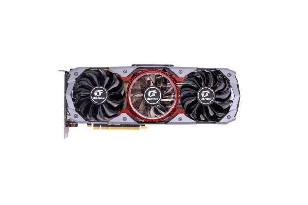 COLORFUL「iGame GeForce RTX 2080 Ti Advanced OC-V」RTX2080TIADVANCEDOC
