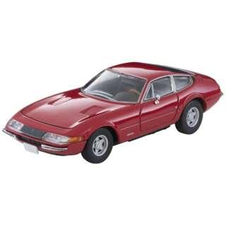 トミカリミテッドヴィンテージ NEO TLV フェラーリ 365 GTB4(赤)