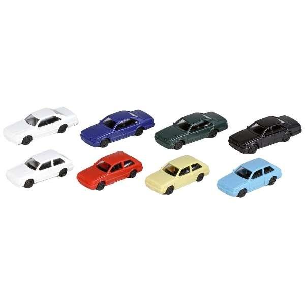 【Nゲージ】23-520 乗用車セット2(90年代日産車)8台入