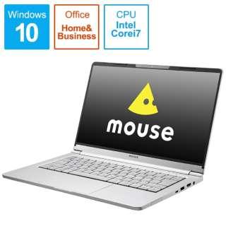 BC-X41051US5B-194 ノートパソコン mouse Xシリーズ [14.0型 /intel Core i7 /SSD:512GB /メモリ:8GB]