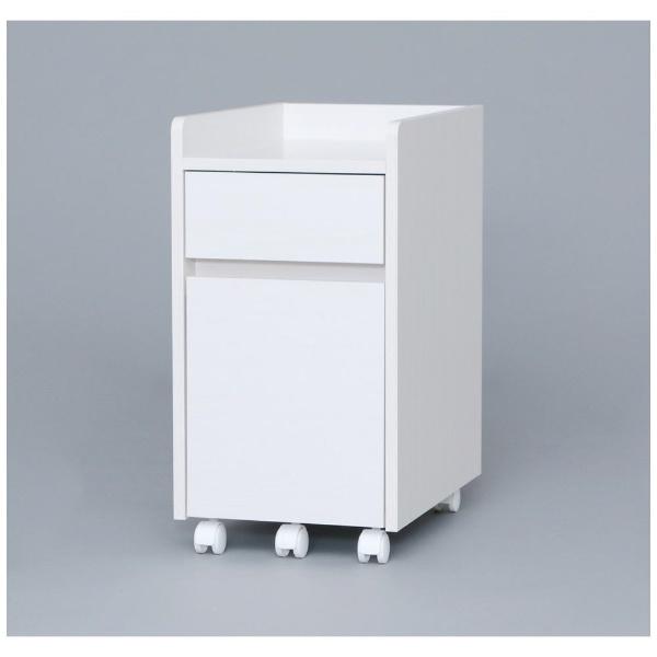 アイリスオーヤマ キャビネット FDK-3059C オフホワイト
