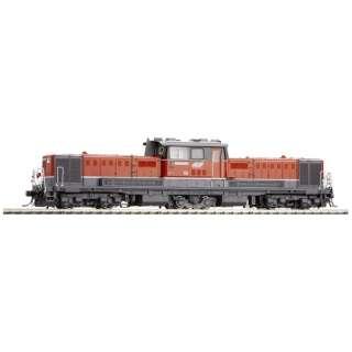 【HOゲージ】HO-236 JR DD51-1000形ディーゼル機関車(寒地型・鷲別機関区・JR貨物新更新車・プレステージモデル)