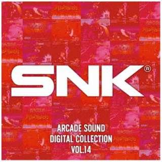 (ゲーム・ミュージック)/ SNK ARCADE SOUND DIGITAL COLLECTION Vol.14 【CD】
