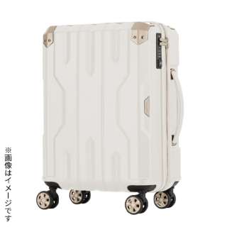 多機能キャリーSPATHAシリーズ ホワイト 5109-46-WH [34L(41L)]