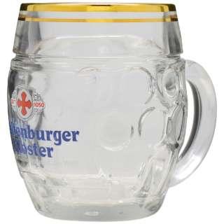 ヴェルテンブルガー 樽型ジョッキグラス 300ml【グラス】