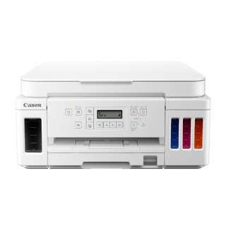G6030 インクジェット複合機 GIGATANK ホワイト [カード/名刺~A4]