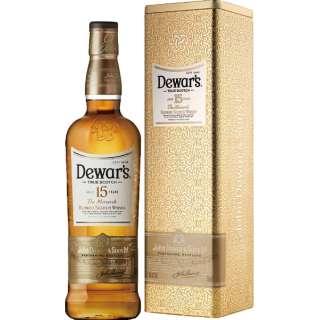 デュワーズ 15年 750ml【ウイスキー】