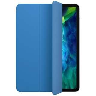 11インチiPad Pro(第1世代、第2世代)用Smart Folio - サーフブルー MXT62FE/A