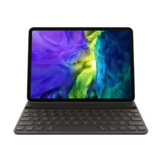 iPad Air(第4世代)・11インチiPad Pro(第2世代)用Smart Keyboard Folio - 英語(英国) MXNK2BQ/A