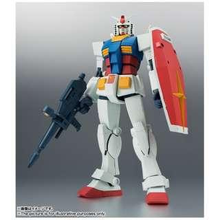 【再販】ROBOT魂 [SIDE MS] RX-78-2 ガンダム ver. A.N.I.M.E.