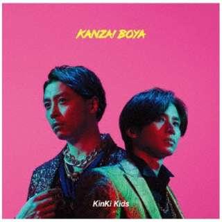 KinKi Kids/ KANZAI BOYA 初回盤B 【CD】