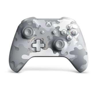 Xbox ワイヤレス コントローラー Arctic Camo スペシャルエディション 【Xbox One】