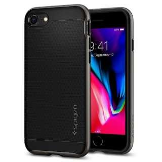 iPhone SE(第2世代)4.7インチ case Hybrid NX Gunmetal