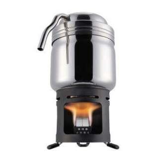 エスビット ステンレス コーヒーメーカー(H110×W108mm/容量:240ml) ES20102100
