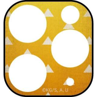 鬼滅の刃 Camera Cover iPhone11Pro/11Pro Max用 我妻善逸
