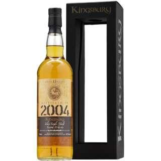 キングスバリー ゴールド ブナハーブン 2004 13年 700ml【ウイスキー】