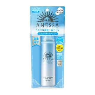 ANESSA(アネッサ)パーフェクトUV バブルスプレー a(60g)