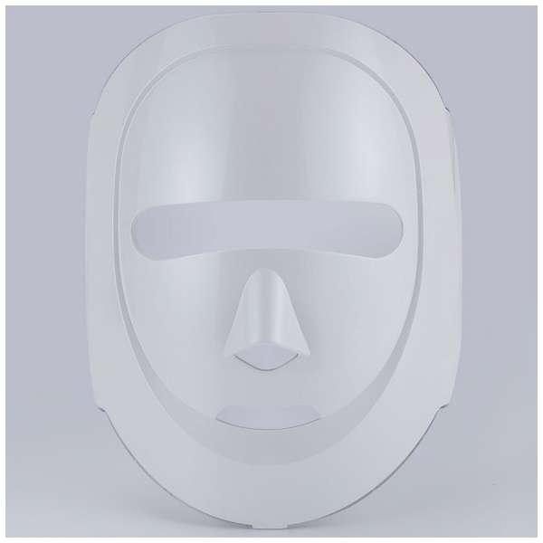 WEFAI01-1025E-W LEDマスク ECO FACE LIGHTING MASK [LED美顔器 /国内・海外対応][ウイニップ] ホワイト