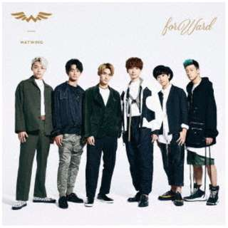 WATWING/ forWard 初回限定盤 【CD】