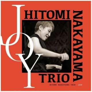中山瞳Trio/ JOY 【CD】