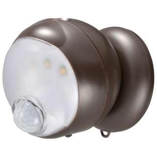360センサーライト monban ブラウン LS-BH11SH4-T