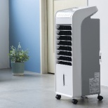 CRF105 リモコン冷風扇 ホワイト