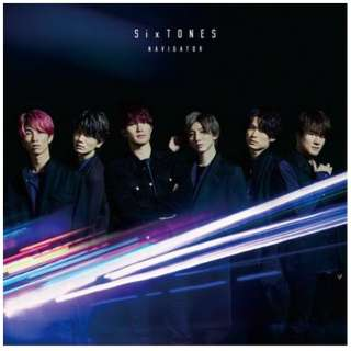 SixTONES/ NAVIGATOR 通常盤 【CD】