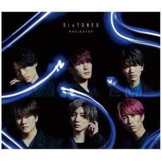 SixTONES/ NAVIGATOR 初回盤 【CD】