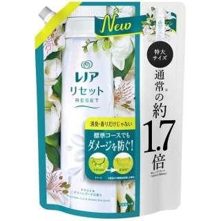 Lenor(レノア)リセット ヤマユリ&グリーンブーケの香り  つめかえ用 特大(795ml)