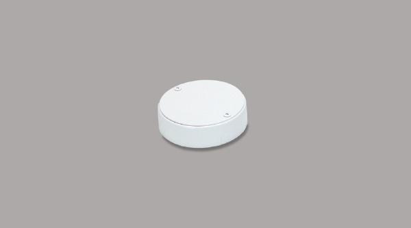 メタルモールジャンクションボックスA型ホワイト個袋 AEH1092