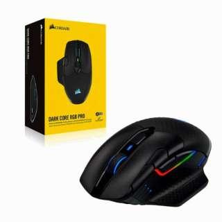 CH-9315411-AP ゲーミングマウス DARK CORE RGB PRO ブラック [光学式 /8ボタン /Bluetooth・USB /無線(ワイヤレス)]