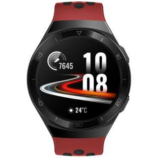 Watch GT2e 46mm/Lava Red