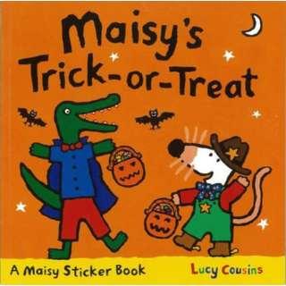 【バーゲンブック】maisy's Trick-or-Treat