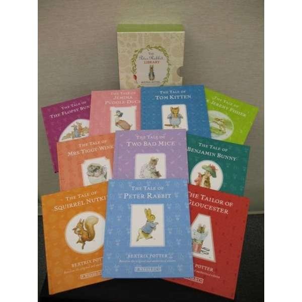 【バーゲンブック】THE Peter Rabbit LIBRARY