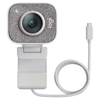 C980OW ウェブカメラ マイク内蔵 USB-C接続 StreamCam ホワイト [有線]
