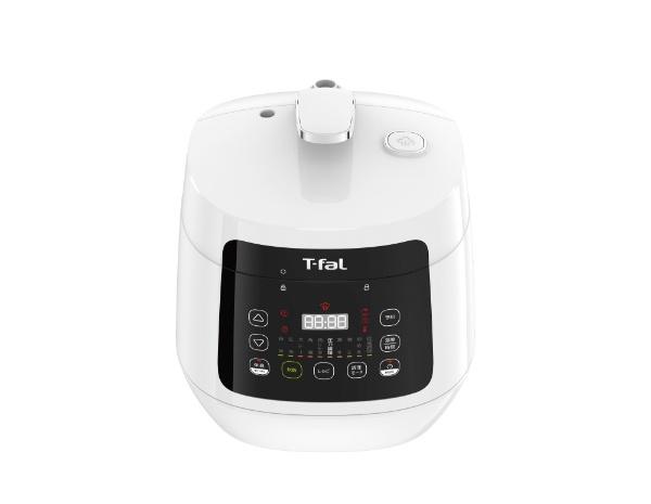 コンパクト電気圧力鍋 ラクラ・クッカー T-FAL