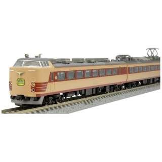 【Nゲージ】98711 JR 485系特急電車(新潟車両センター・T18編成)セット(6両) 【発売日以降のお届け】