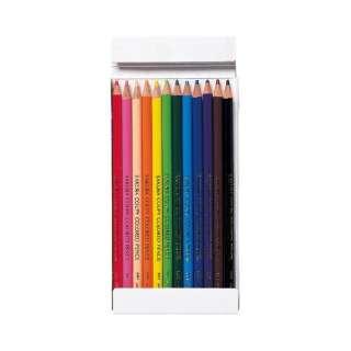 クーピー色鉛筆12色 (紙箱入り) PFY12K