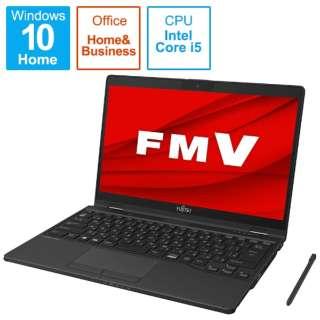 FMVU78D2BB ノートパソコン FMV LIFEBOOK UH78/D2(コンバーチブル型) ピクトブラック [13.3型 /intel Core i5 /SSD:256GB /メモリ:8GB /2020年春モデル]