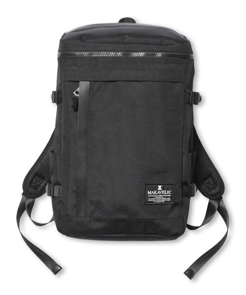 マキャベリック 3106-10121 BLACK デイパック ブラック 3106-10121-BK