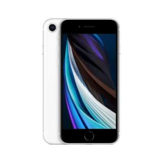 【SIMフリー】iPhone SE A13 Bionic 4.7型 ストレージ:256GB デュアルSIM(nano-SIMとeSIM) MXVU2J/A ホワイト