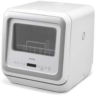 食器洗い乾燥機 ホワイト KISHT-5000-W [3人用]