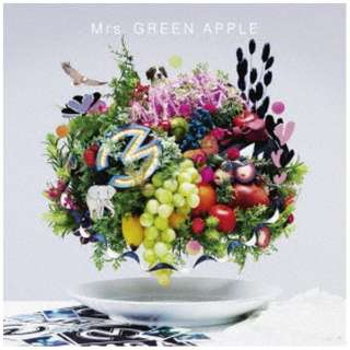 Mrs.GREEN APPLE/ 5 初回限定盤 【CD】