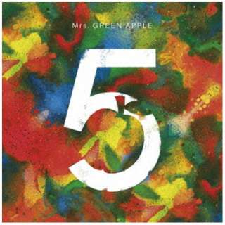 Mrs.GREEN APPLE/ 5 COMPLETE BOX 完全生産限定盤 【CD】