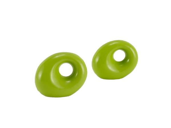 タニタサイズ リングダンベル(0.7kg×2個/グリーン) TS-967