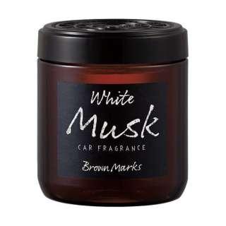 3397 芳香剤 ブラウンマークスゲル ホワイトムスク