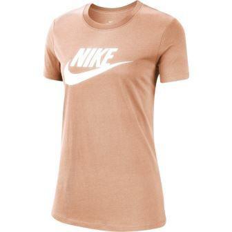 ナイキ レディース ウィメンズ エッセンシャル アイコン フューチュラ S S Tシャツ XLサイズ ピンク BV6170