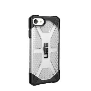 UAG iPhone SE(第2世代) PLASMA Case(アイス) UAG-RIPH20SS-IC