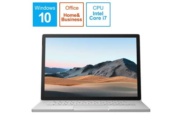 Microsoft「Surface Book3」SMV-00018