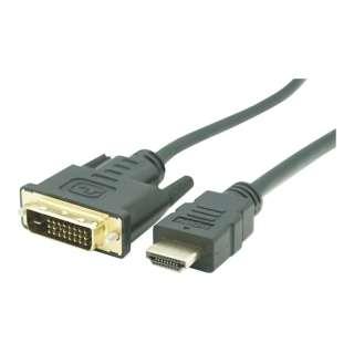 GP-HDDVI-50 変換ケーブル ブラック [5m /HDMI⇔DVI]